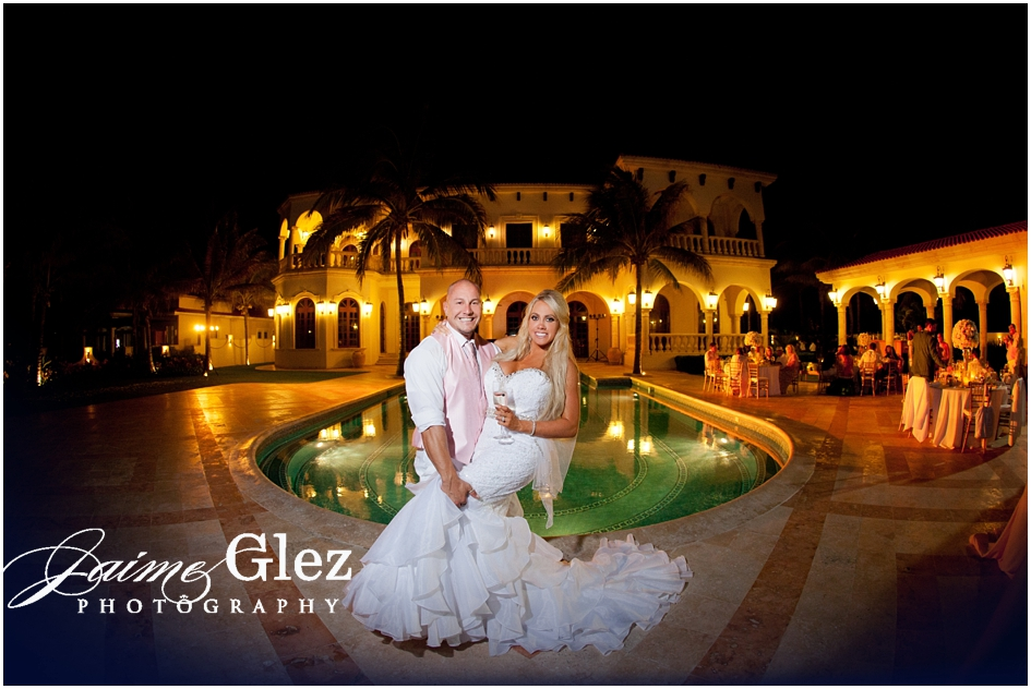 villa la joya playa del carmen wedding 30