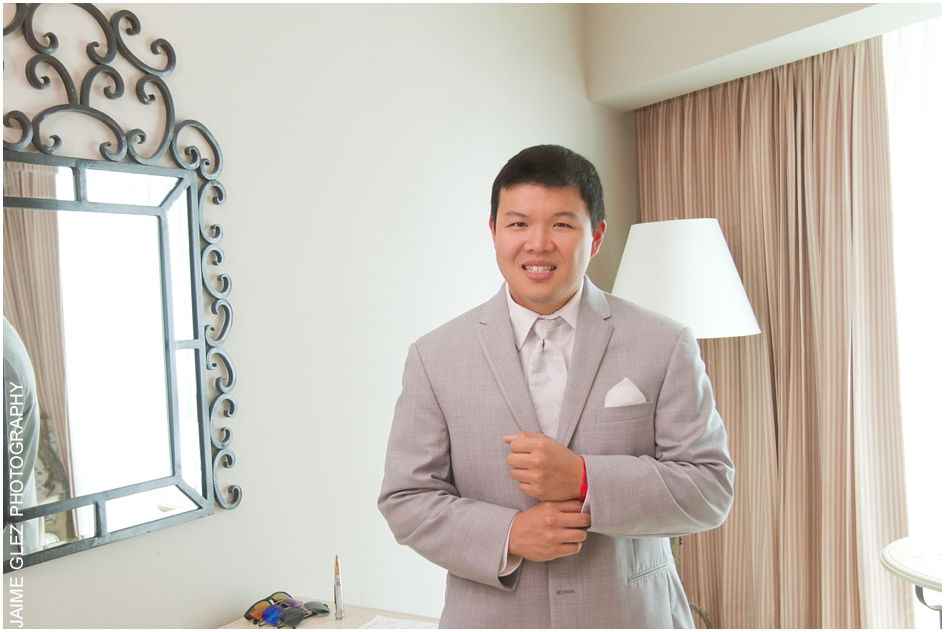 Sandos cancun luxury wedding 10