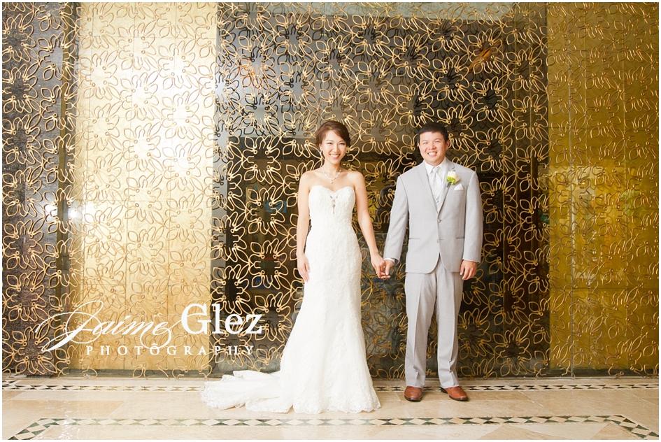 Sandos cancun luxury wedding 12