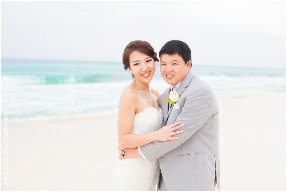 Sandos cancun luxury wedding 34