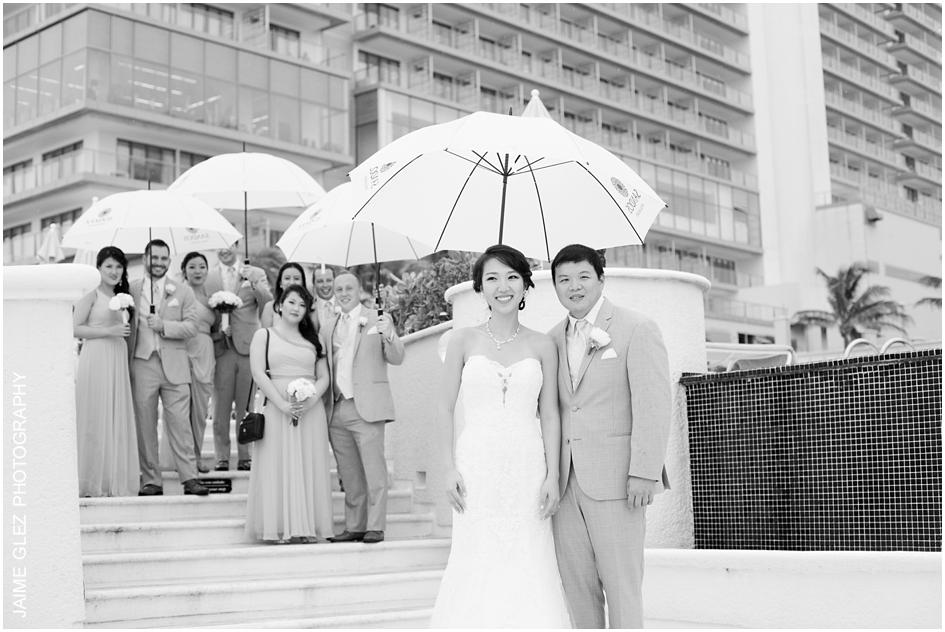 sandos cancun luxury wedding 38