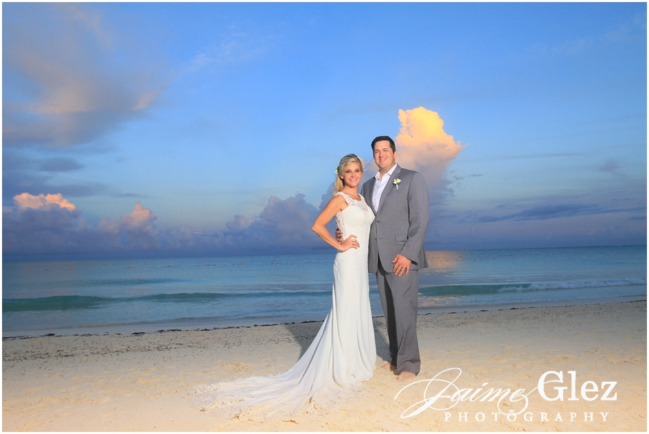 secrets maroma cancun wedding 30