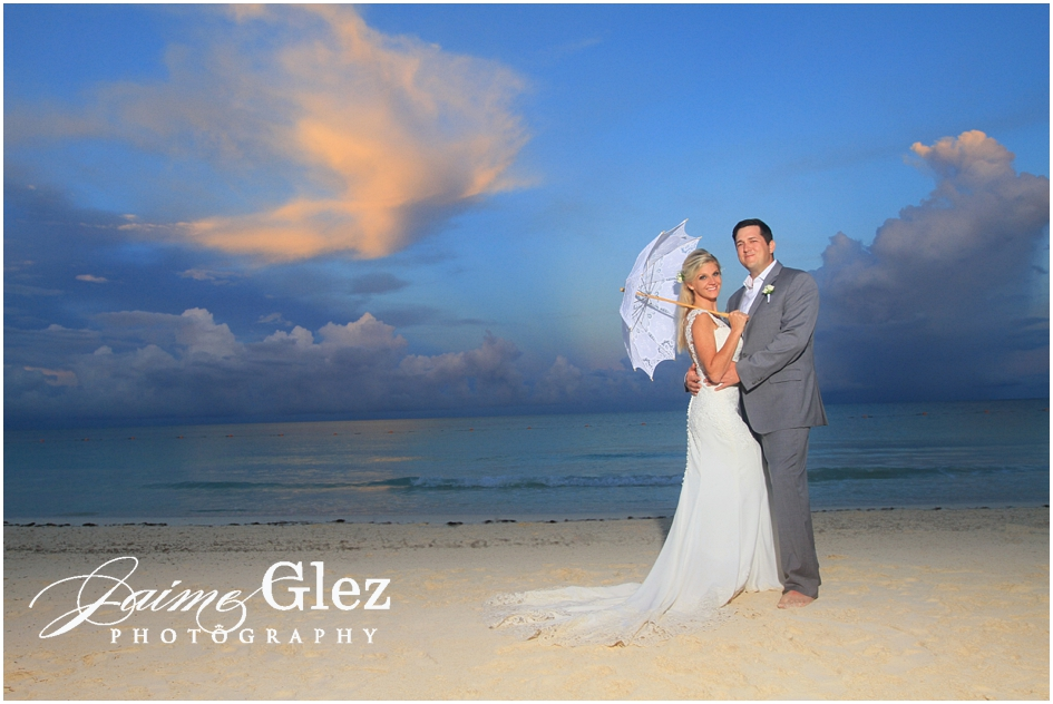 secrets maroma cancun wedding 29