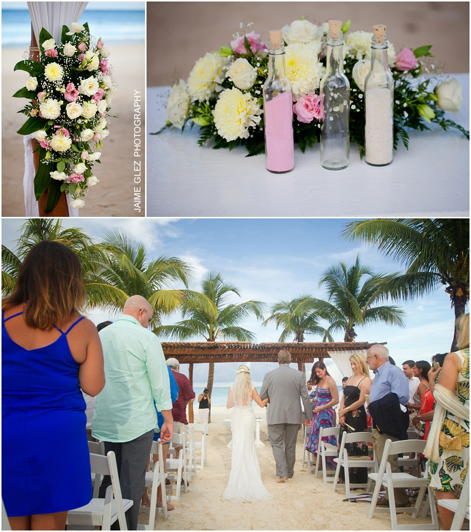 secrets maroma cancun wedding 19