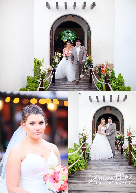 nuestra señora del carmen playa del carmen wedding 2