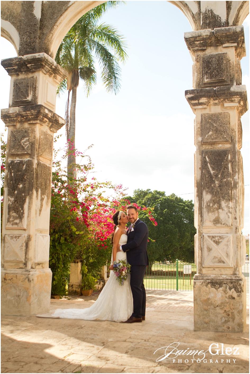 hacienda yaxcopoil boda yucatan mexico 11