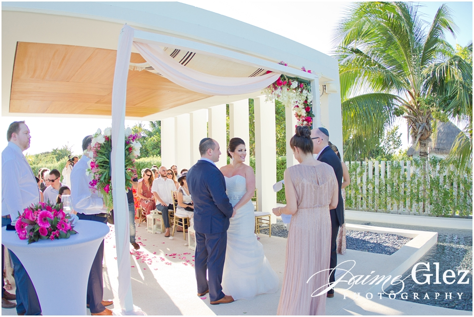 finest playa mujeres wedding pictures 17