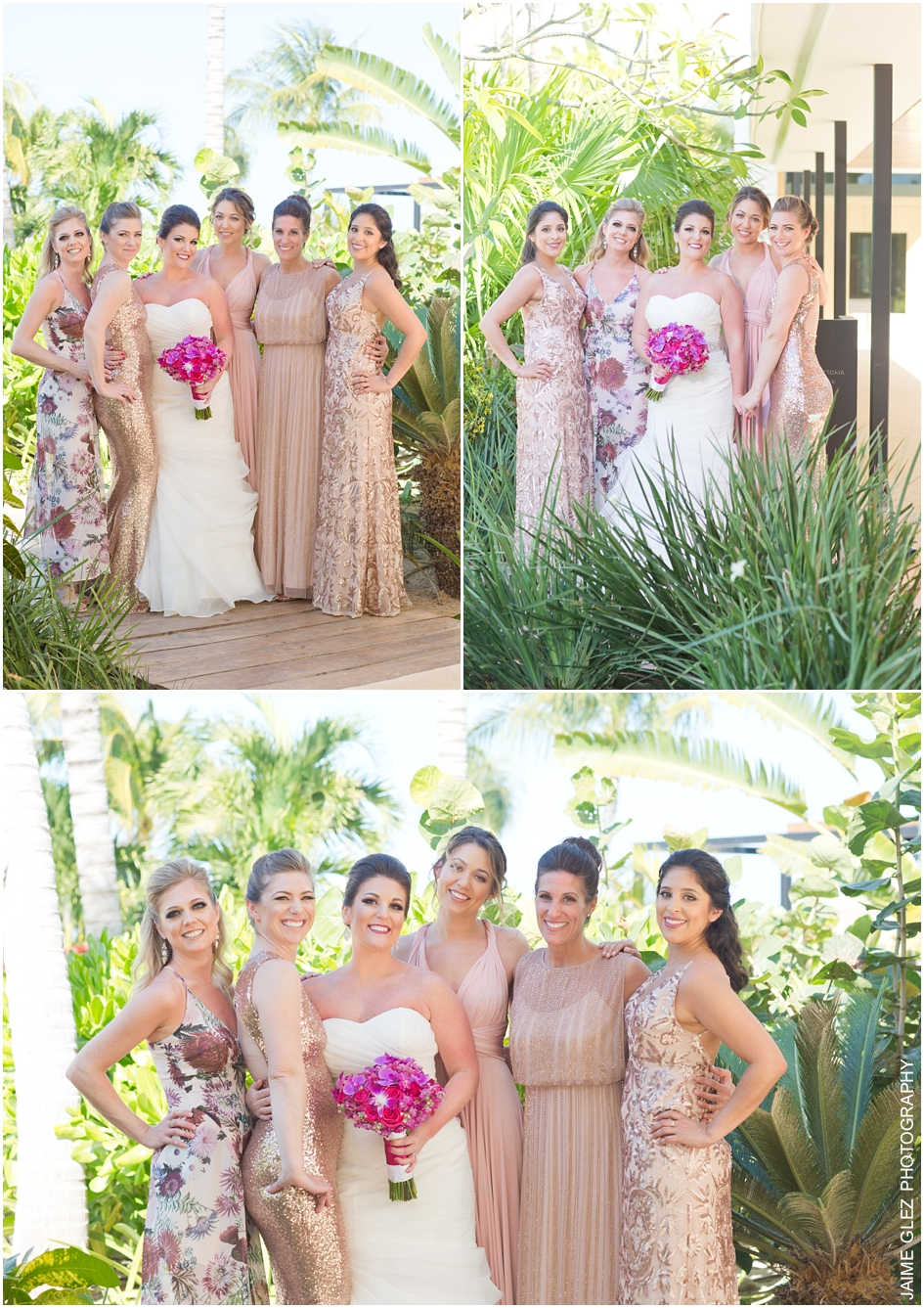 finest playa mujeres wedding pictures 8