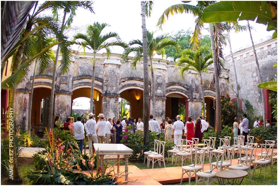 hacienda sac chich bodas yucatan 14
