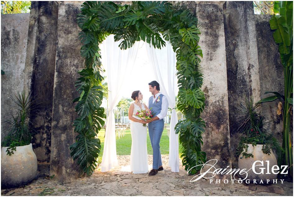 hacienda sac chich bodas yucatan 8