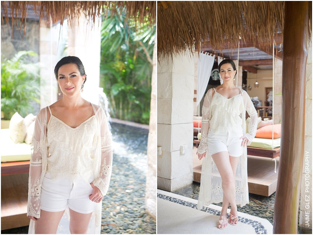azul beach riviera maya wedding 1