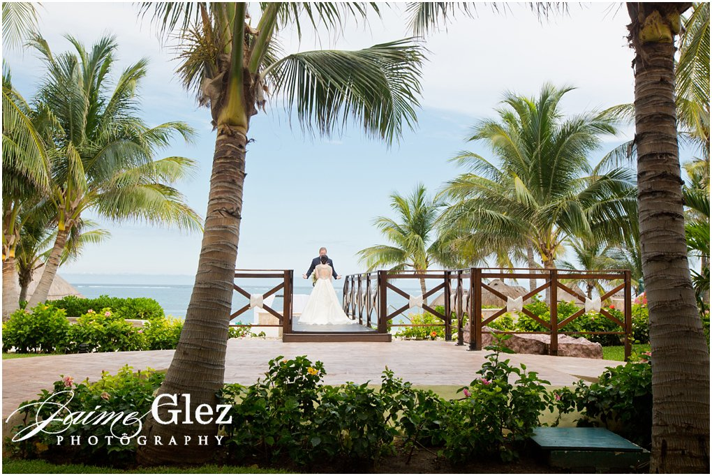 azul beach riviera maya wedding 8