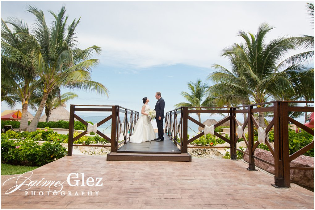 azul beach riviera maya wedding