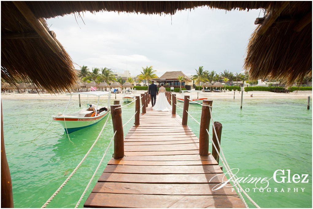 azul beach riviera maya wedding 30