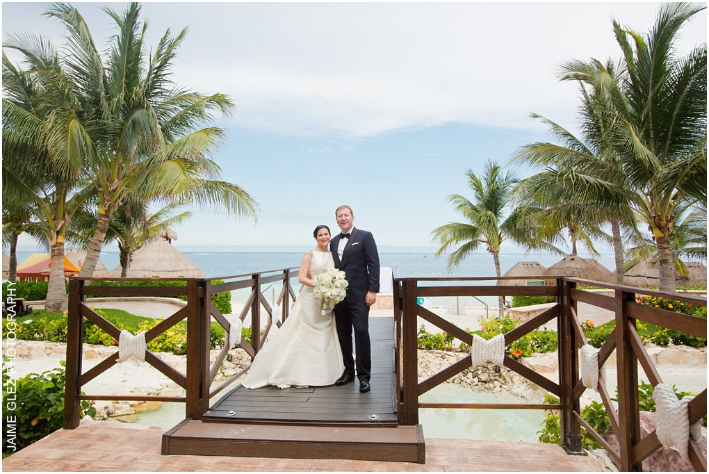 azul beach riviera maya wedding 9