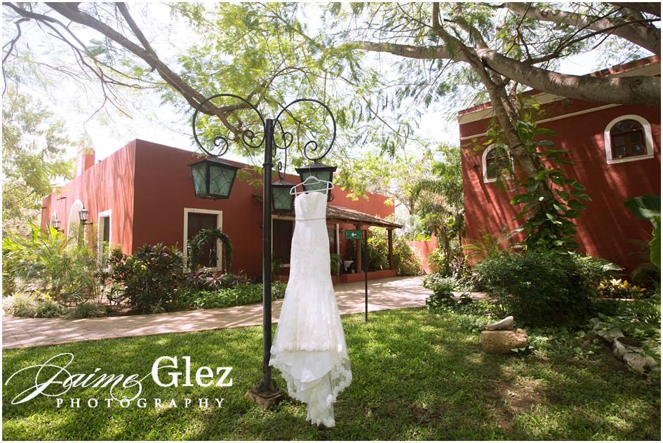 boda en hacienda santa cruz merida 1