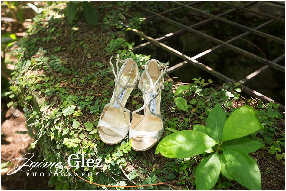 Los más deseados Jimmy Choo zapatos de boda. Hermosos!