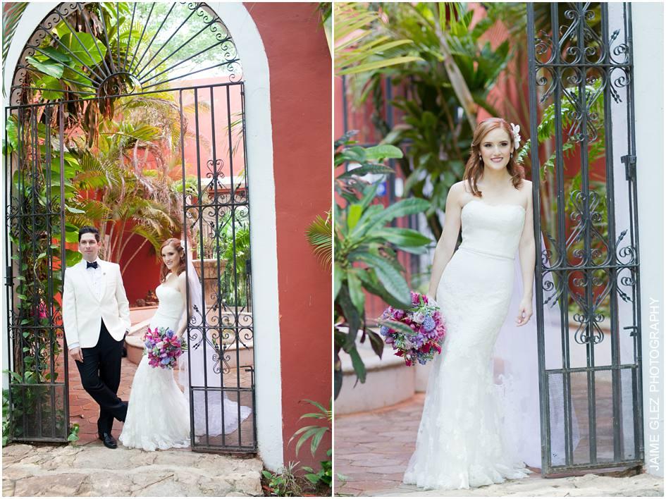 boda en hacienda santa cruz merida 23