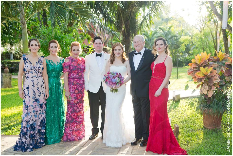 boda en hacienda santa cruz merida 30