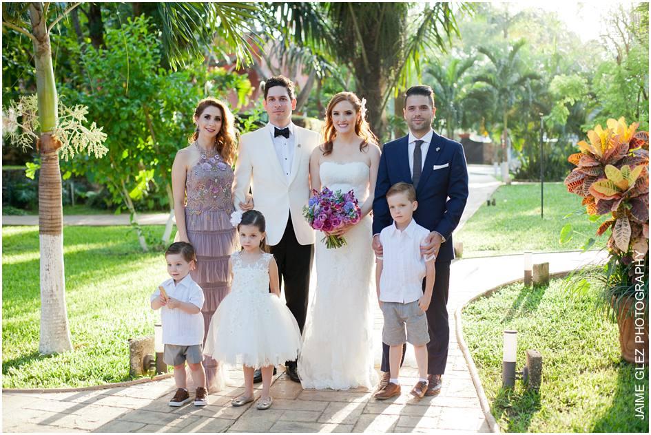 boda en hacienda santa cruz merida 33