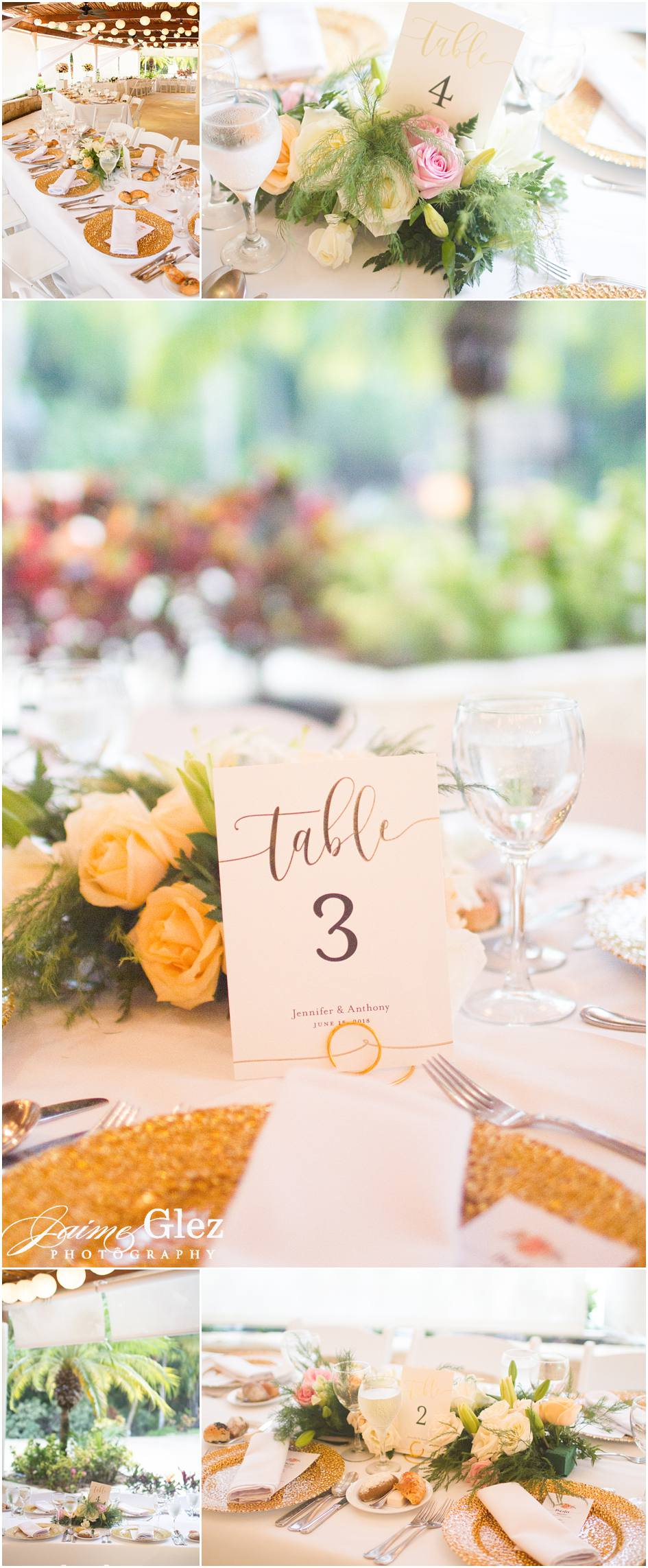Very inspirational and romantic table design. Love every detail!