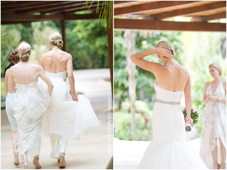 secrets maroma beach wedding photos 11