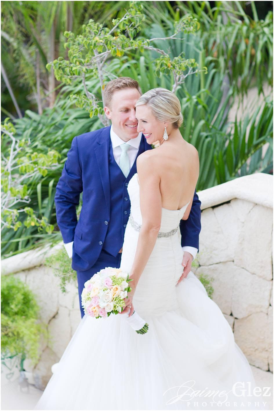 secrets maroma beach wedding photos 20