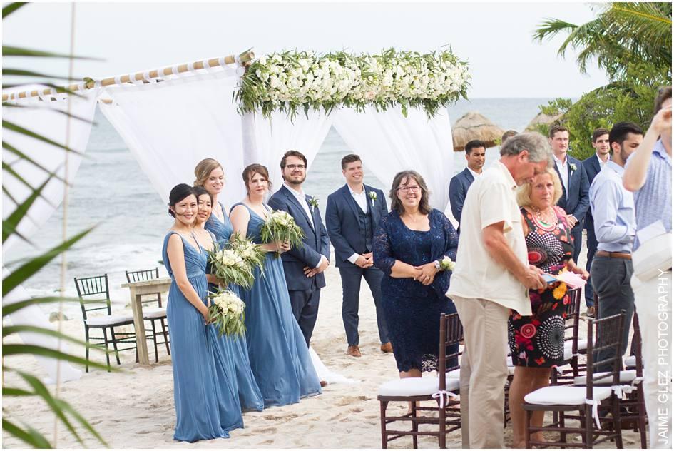 blue venado wedding 1