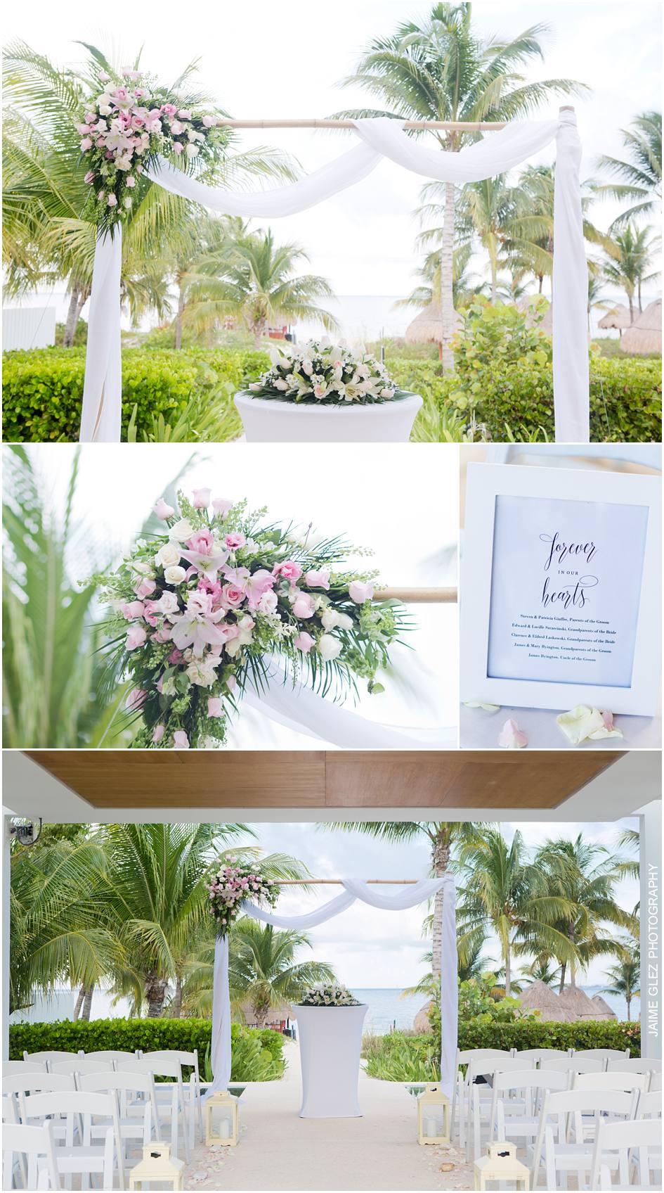 finest playa mujeres wedding photography 11