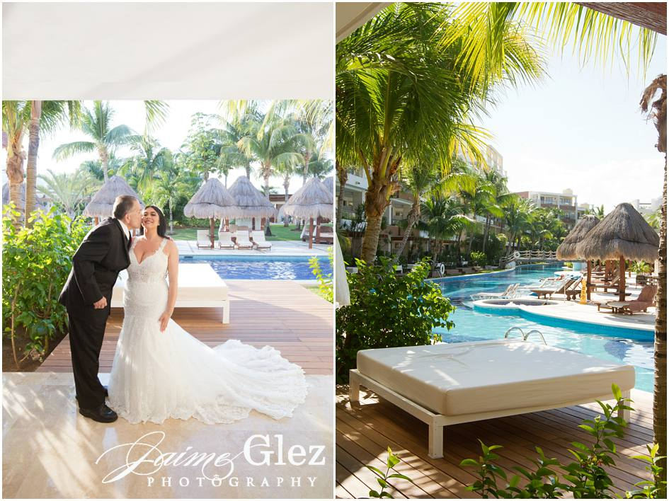 excellence playa mujeres wedding 10