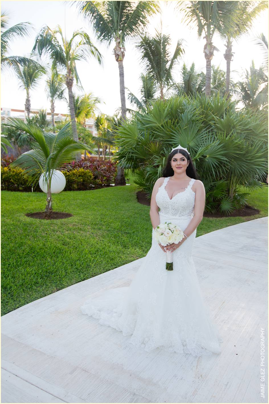 excellence playa mujeres wedding 11