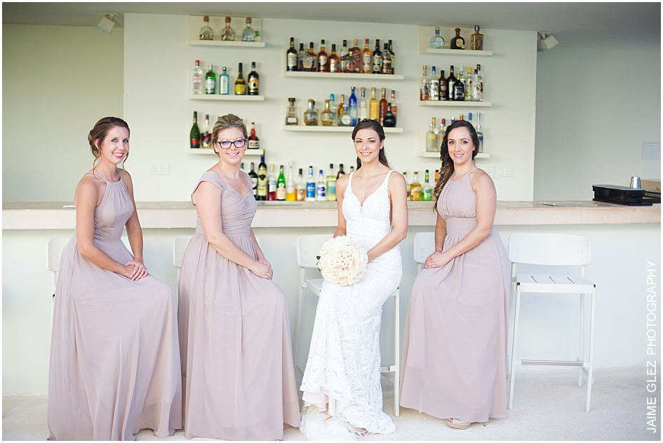 finest resort playa mujeres wedding 10