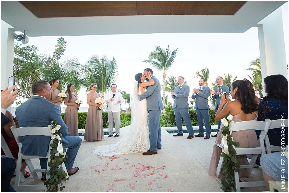 finest resort playa mujeres wedding 18