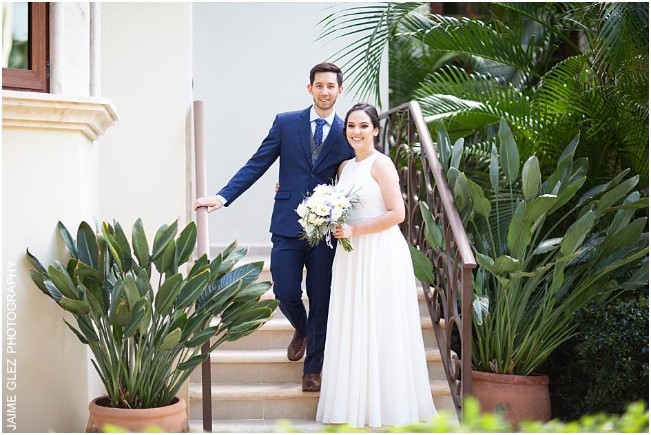 villa la joya wedding riviera maya 6