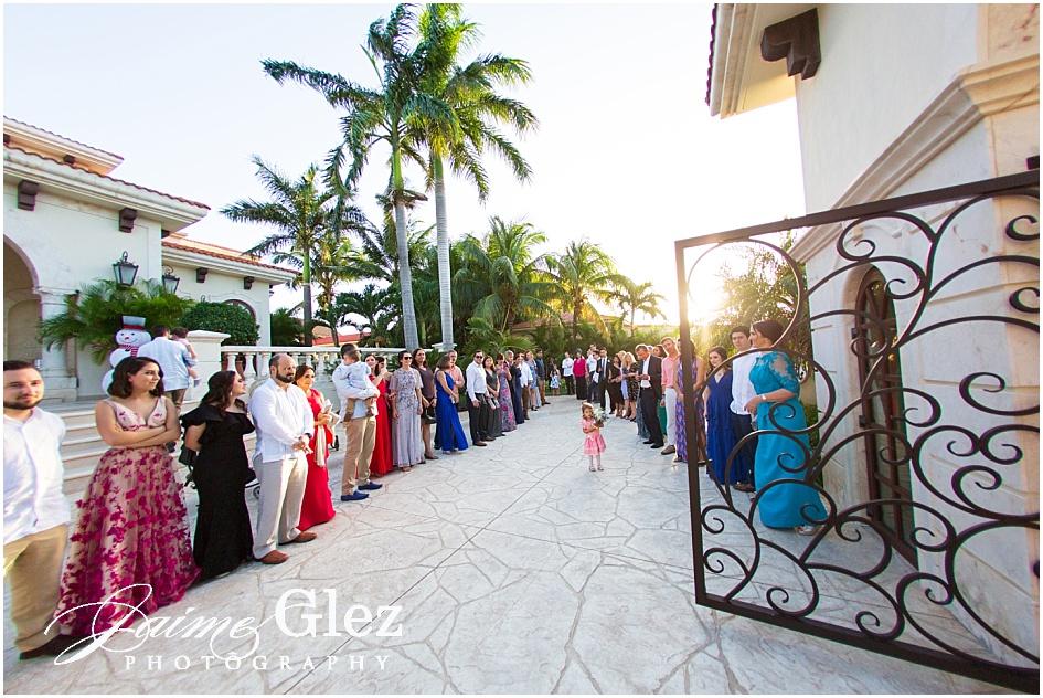 villa la joya wedding riviera maya 15