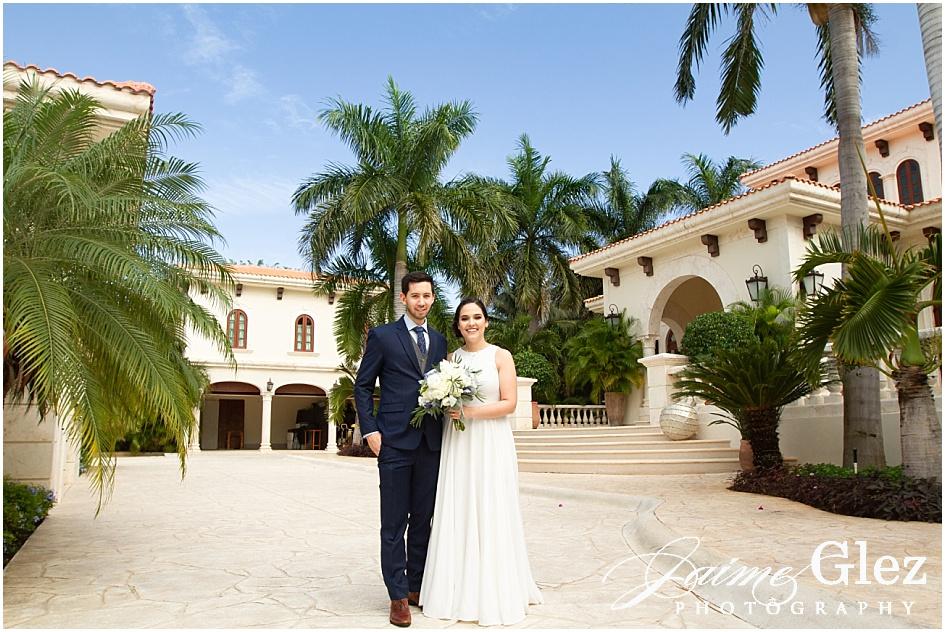 villa la joya wedding riviera maya 10