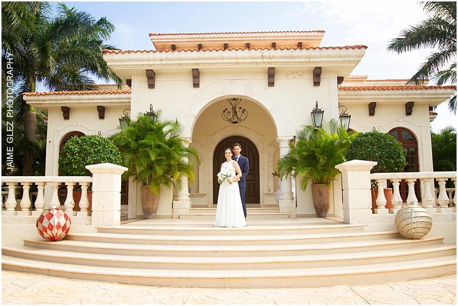 villa la joya wedding riviera maya 8