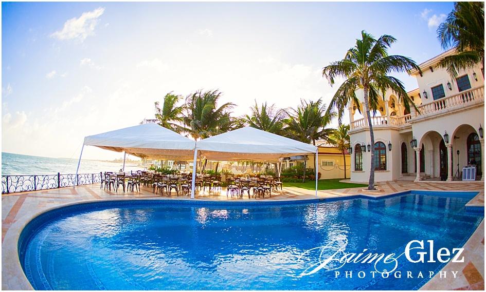 villa la joya wedding riviera maya 26