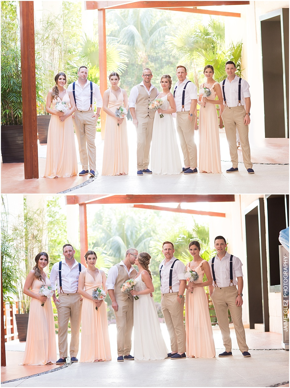 now jade riviera cancun wedding pictures 10
