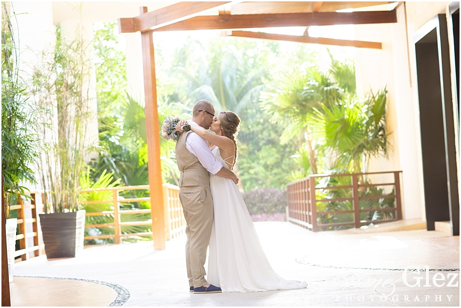 now jade riviera cancun wedding pictures 11
