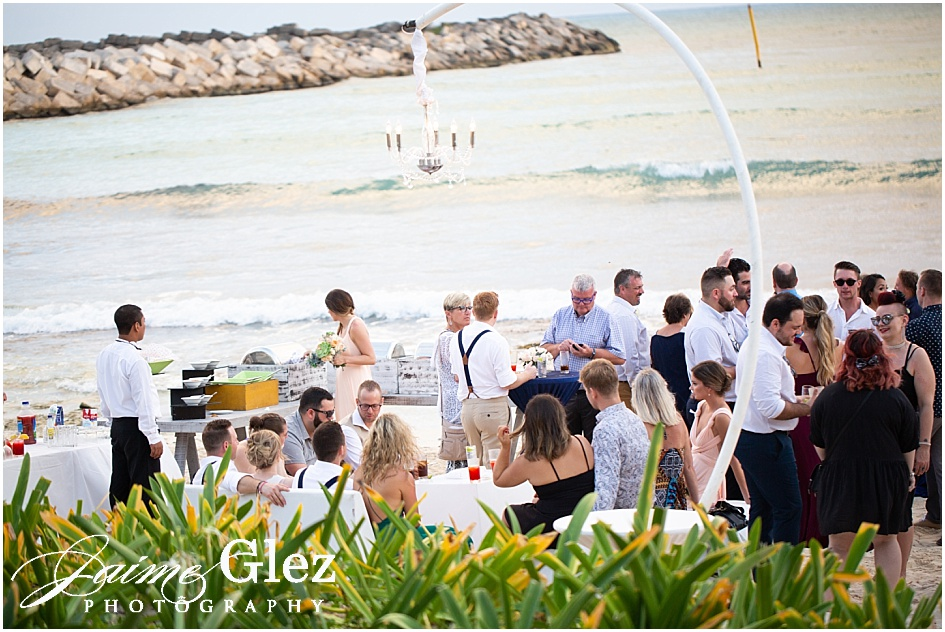 now jade riviera cancun wedding pictures 23
