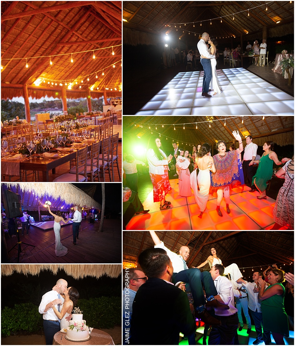 finest resort playa mujeres wedding 32
