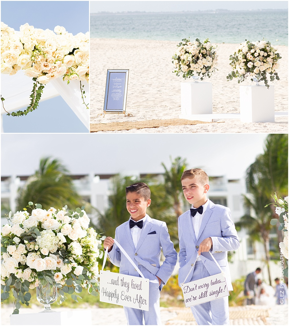 wedding at the finest playa mujeres 13