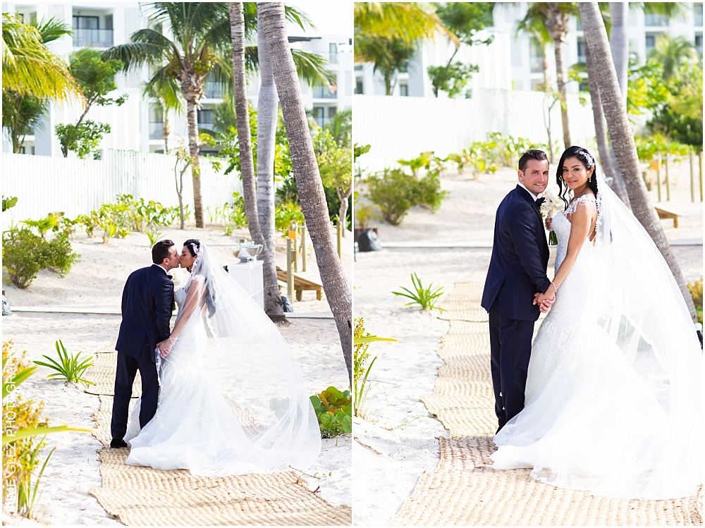 wedding at the finest playa mujeres 22