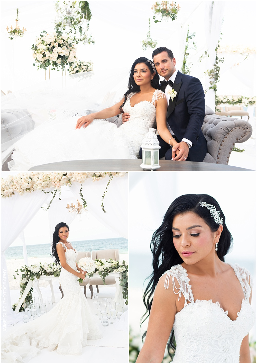 wedding at the finest playa mujeres 25