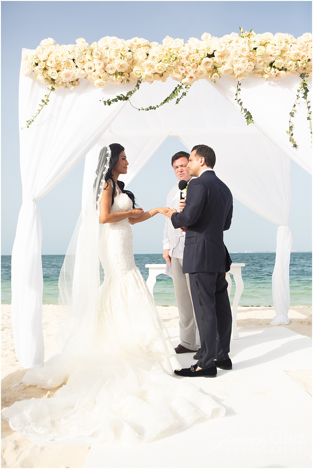 wedding at the finest playa mujeres