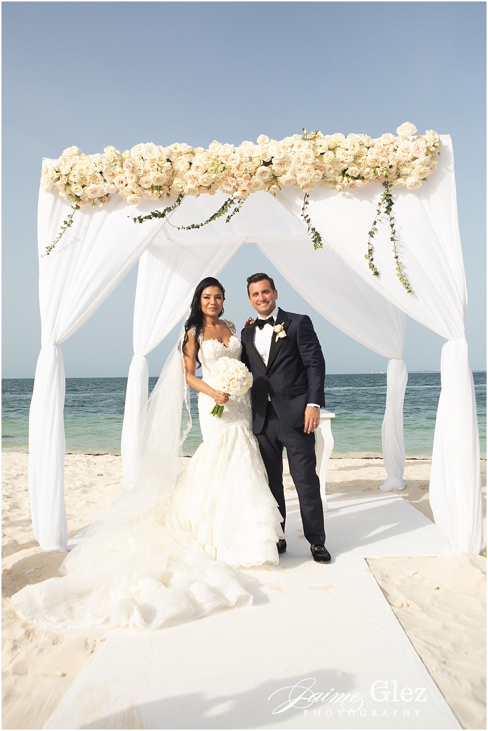 wedding at the finest playa mujeres 18