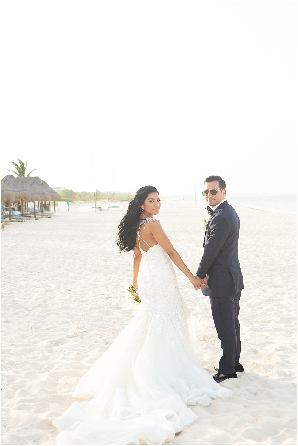wedding at the finest playa mujeres 30