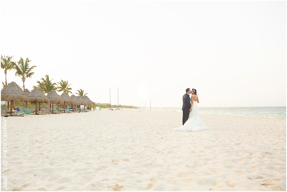 wedding at the finest playa mujeres 31