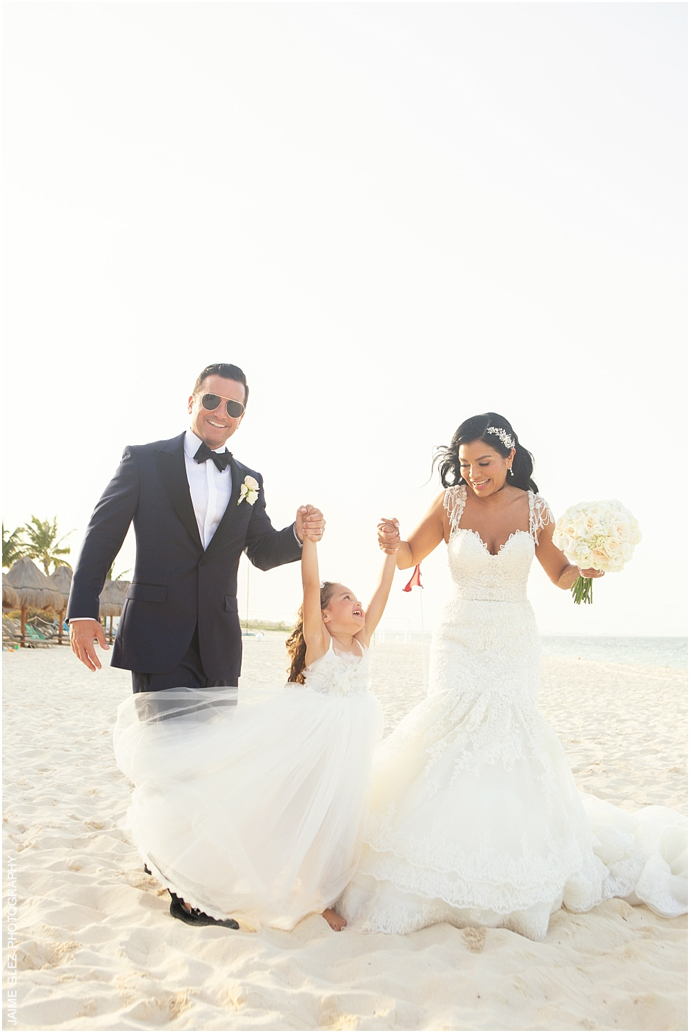 wedding at the finest playa mujeres 33